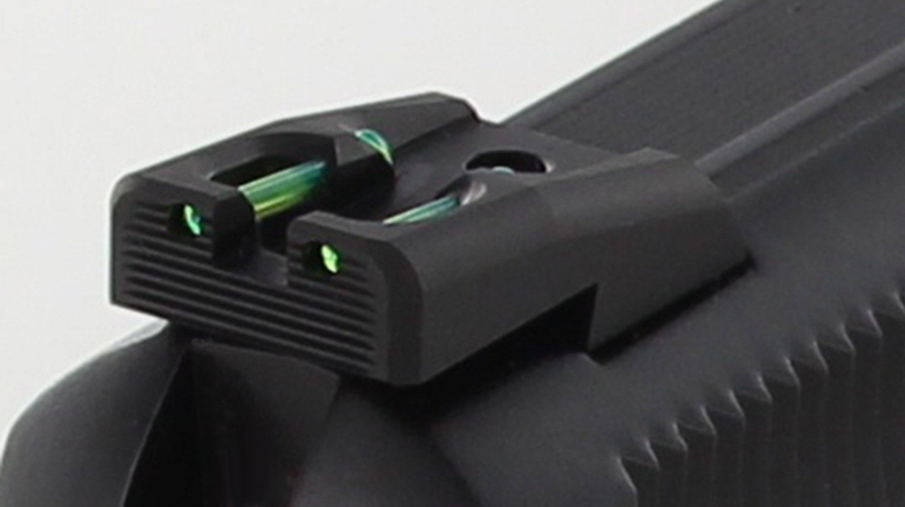 Dawson Precision Cz 75 P 01 Fixed Carry Fiber Optic Rear Sights