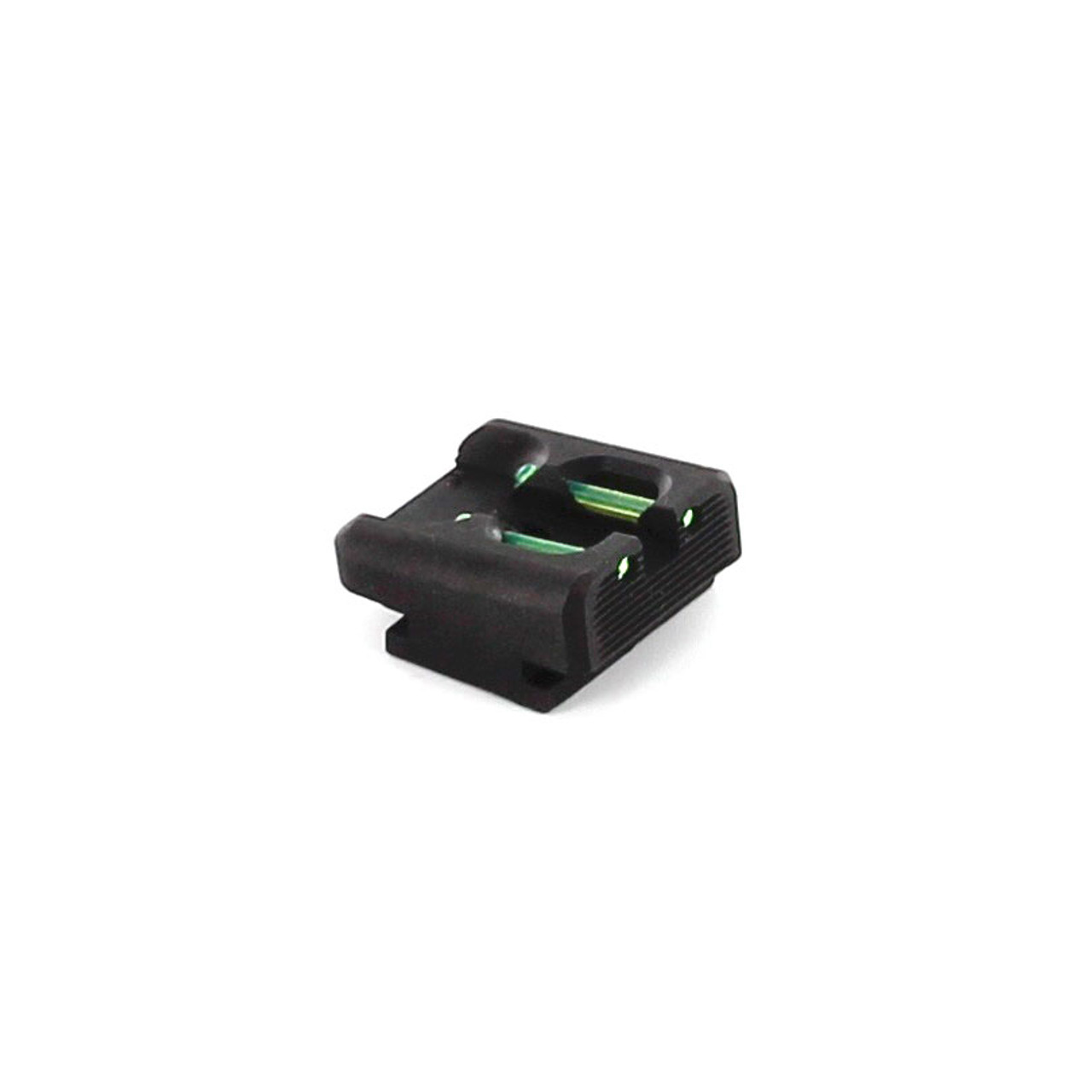 Dawson Precision Walther PPQ M2 Fixed Charger Fiber Optic Rear Sights