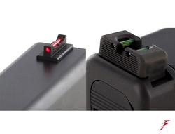 Dawson Precision DOSS Glock Co-Witness MOS Sight Set with