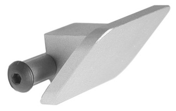 857e8759cdef Kidd C-More Blast Shield Aluminum - Dawson Precision