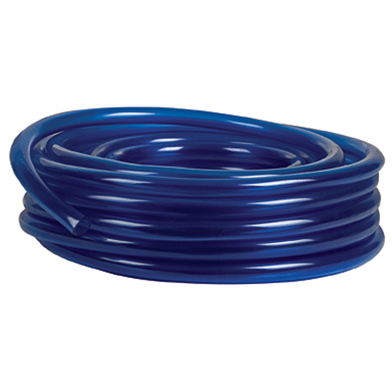 "Blue Tubing 1/2"" ID- 5/8"" OD - 100 Foot"