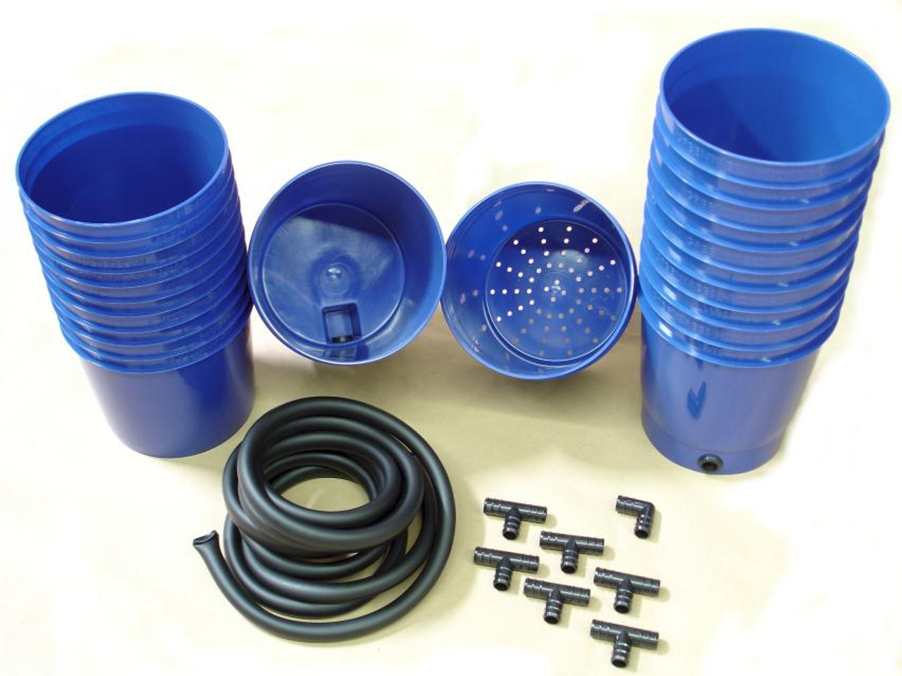 "MultiFlow System 6 Pot/Bucket Add-On (3/4"" Fittings)"
