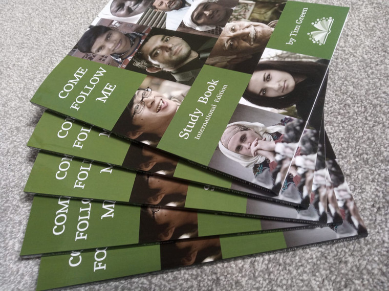 Come Follow Me Study Book English (Pack of 5)