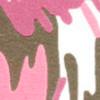 """Fashion Army Pink 15"""" x 12"""""""