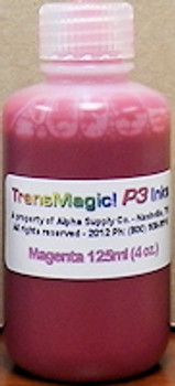 Magenta TransMagic P5 ink