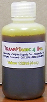 Yellow TransMagic 4 ink