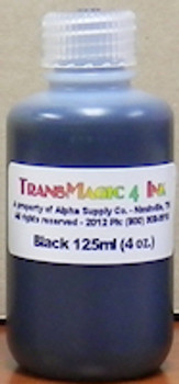 Black TransMagic 4 ink