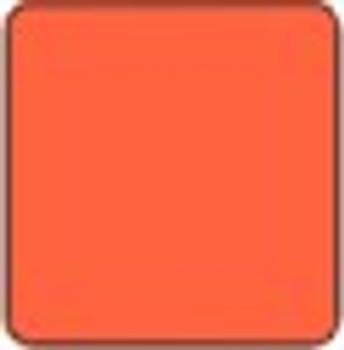 """Alpha Premium Vinyl Orange 15"""" x 15' roll"""