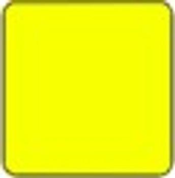 "Alpha Premium Vinyl NEON Yellow 15"" x 12"" sheet"