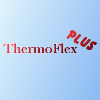 "ThermoFlex Plus in Rolls 15"" x 15'"
