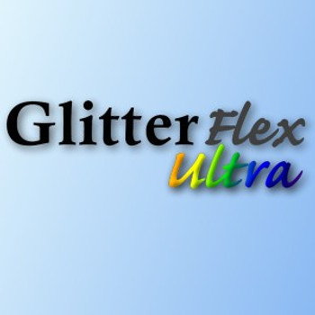 GlitterFlex Ultra in Sheets