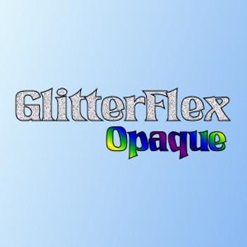 """GlitterFlex Opaque in sheets 15"""" x 12"""""""