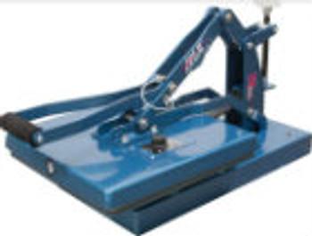 """HT-400E  Manual Heat Press 15"""" x 15"""""""