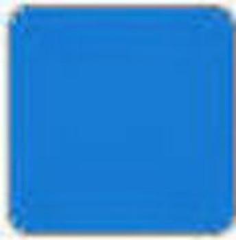 "Alpha Premium Vinyl NEON Blue 15"" x 12"" sheet"