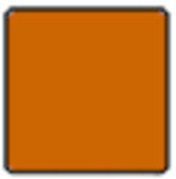 """Alpha Premium Vinyl Copper 15"""" x 12"""" sheet"""