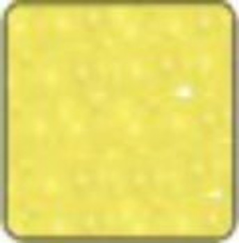 "Alpha Premium Vinyl Metal Flake Fluorescent Yellow 15"" x 12"" sheet"