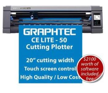 Graphtec CE LITE - 20 Inch Vinyl Cutter & Plotter