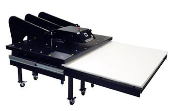 GEO Knight MAXI-Press Air Large Format Automatic Heat Press Series