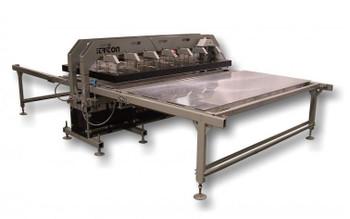 GEO Knight 931-Triton Twin Station Heat Press series