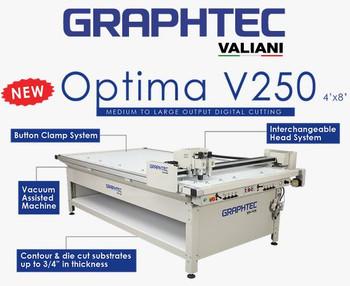 Graphtec Optima V250