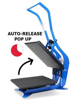 DK20A Auto Pop up 16 x 20 heat press