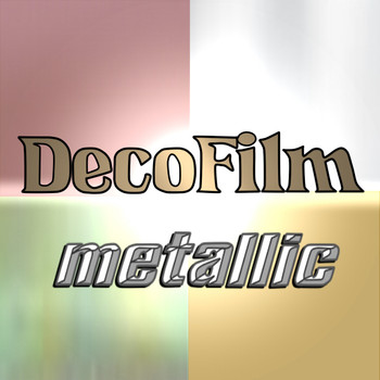 Decofilm Metallics HTV Sheets, Yards, & Rolls