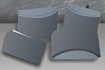 6-panel cap platen