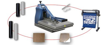 Cutter and Heat Press Deal 3