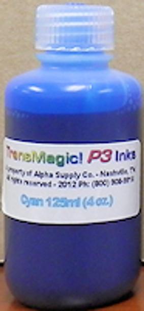 Cyan TransMagic P5 ink