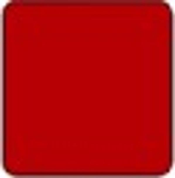 "Alpha Premium Vinyl Red 15"" x 12"" sheet"