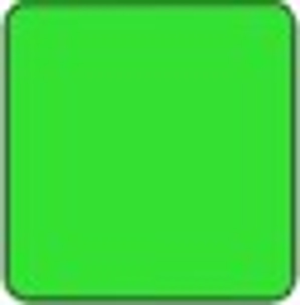 "Alpha Premium Vinyl Apple Green 15"" x 12"" sheet"