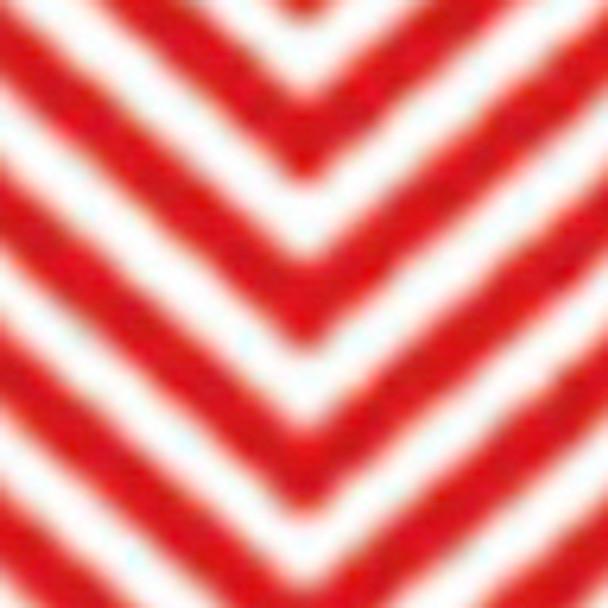 """Fashion Red Chevron 15"""" x 5yd"""