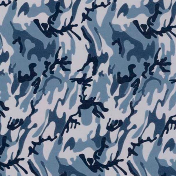 """Fashion Army Blue 15"""" x 12"""""""