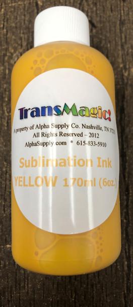 170ml Yellow TransMagic! S  refill Extra Large