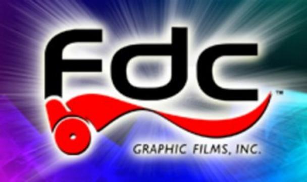 "FDC Sign Vinyl 12"" x 15' rolls"