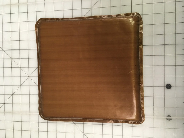 "PTFE Pressing Pillow 10"" x 10"""
