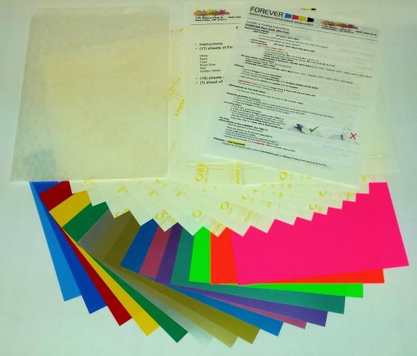 FLEX-Soft 17 sheet sampler pack