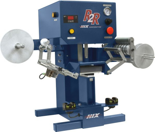 Roll-to-Roll Label Press