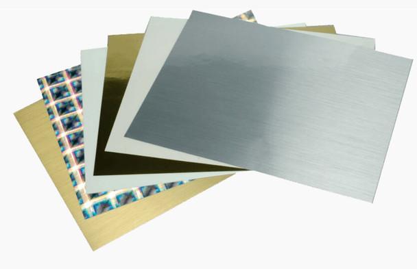 MATES (sublimatable pre-adhesive plastic) - ROLLS 50' long