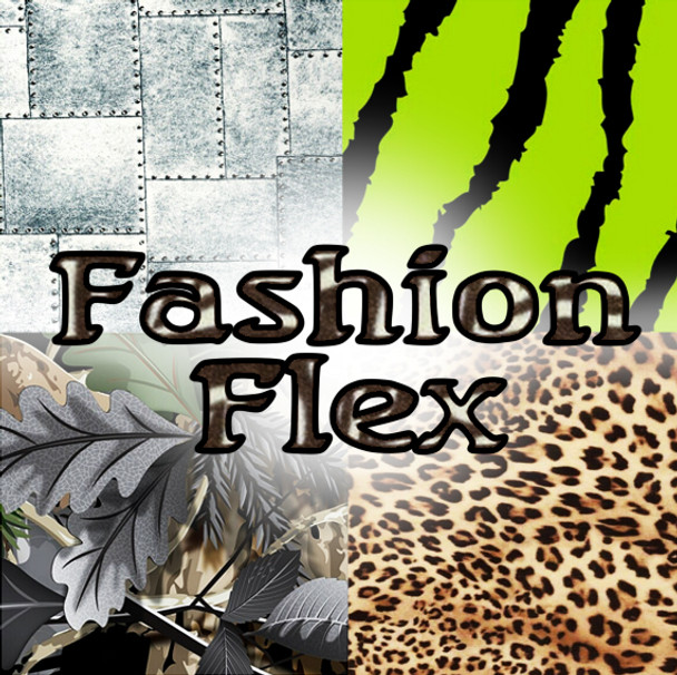 FashionFlex HTV  Sheets, Yards, & Rolls