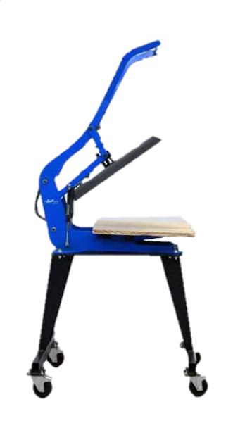 DK16 14x16 Clamshell Heat Press With Stand