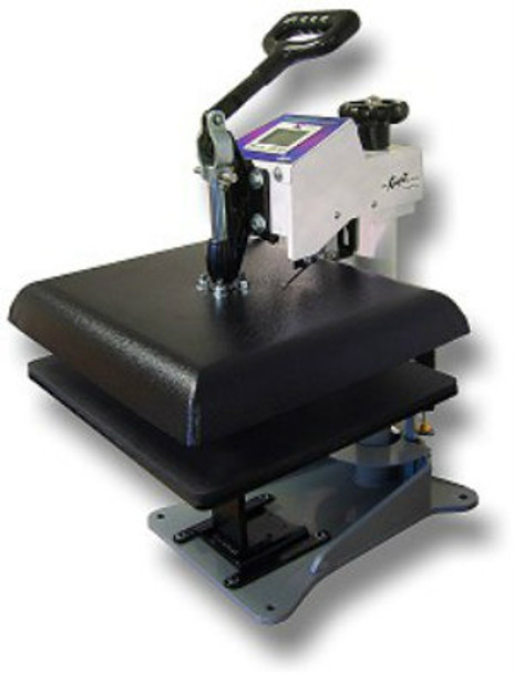 DC16  14x16 Automatic Digital Combo 14x16 Swing-Away Press