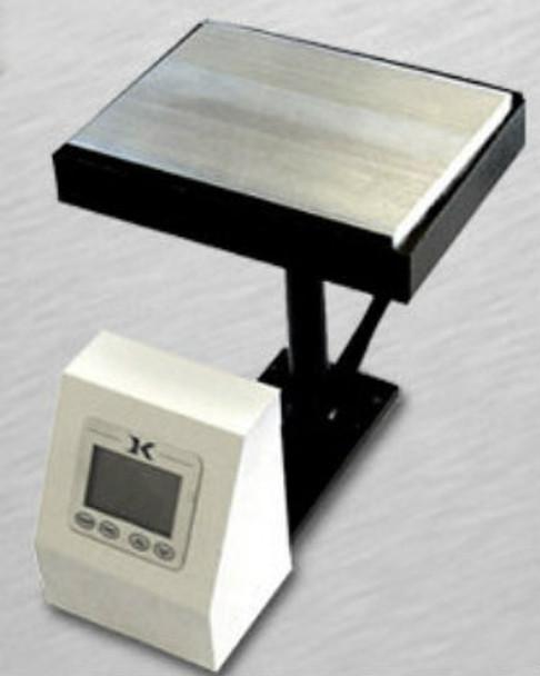 DK8 Bottom heated platen