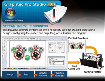 Graphtec Pro Studio Plus Software