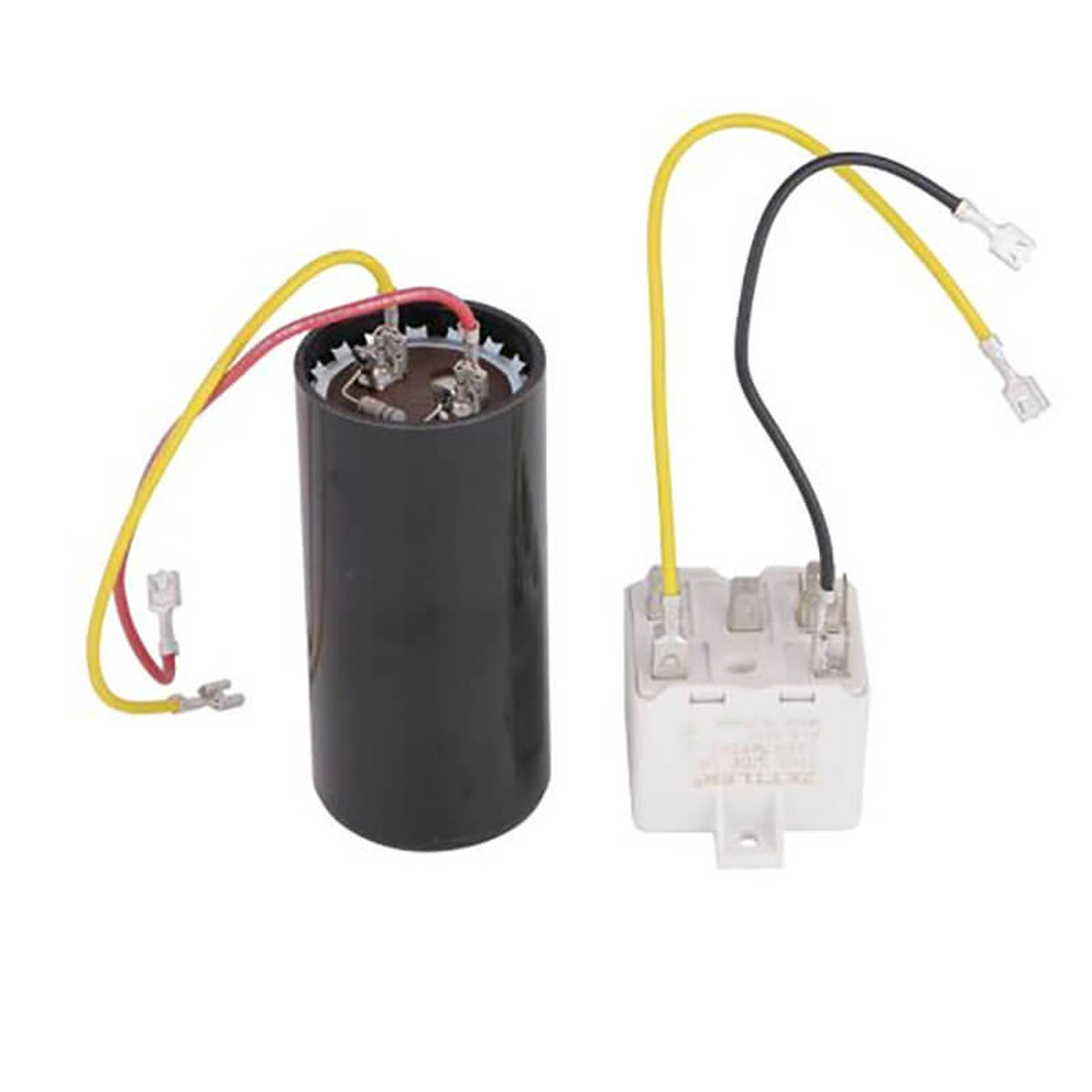 10J42 - Start Capacitor w/Relay on