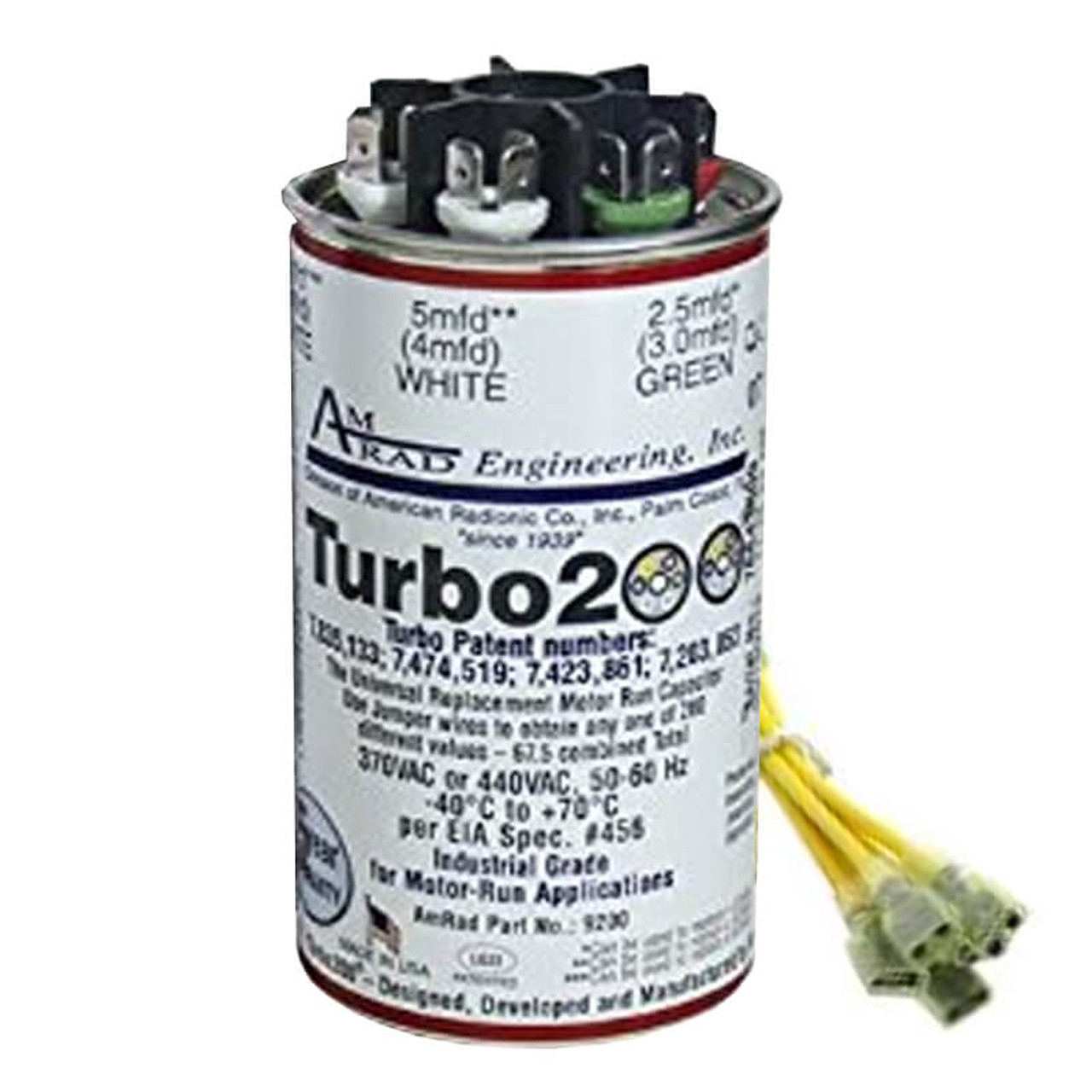 1122410 gl turbo 200 univ capacitor Home Capacitor