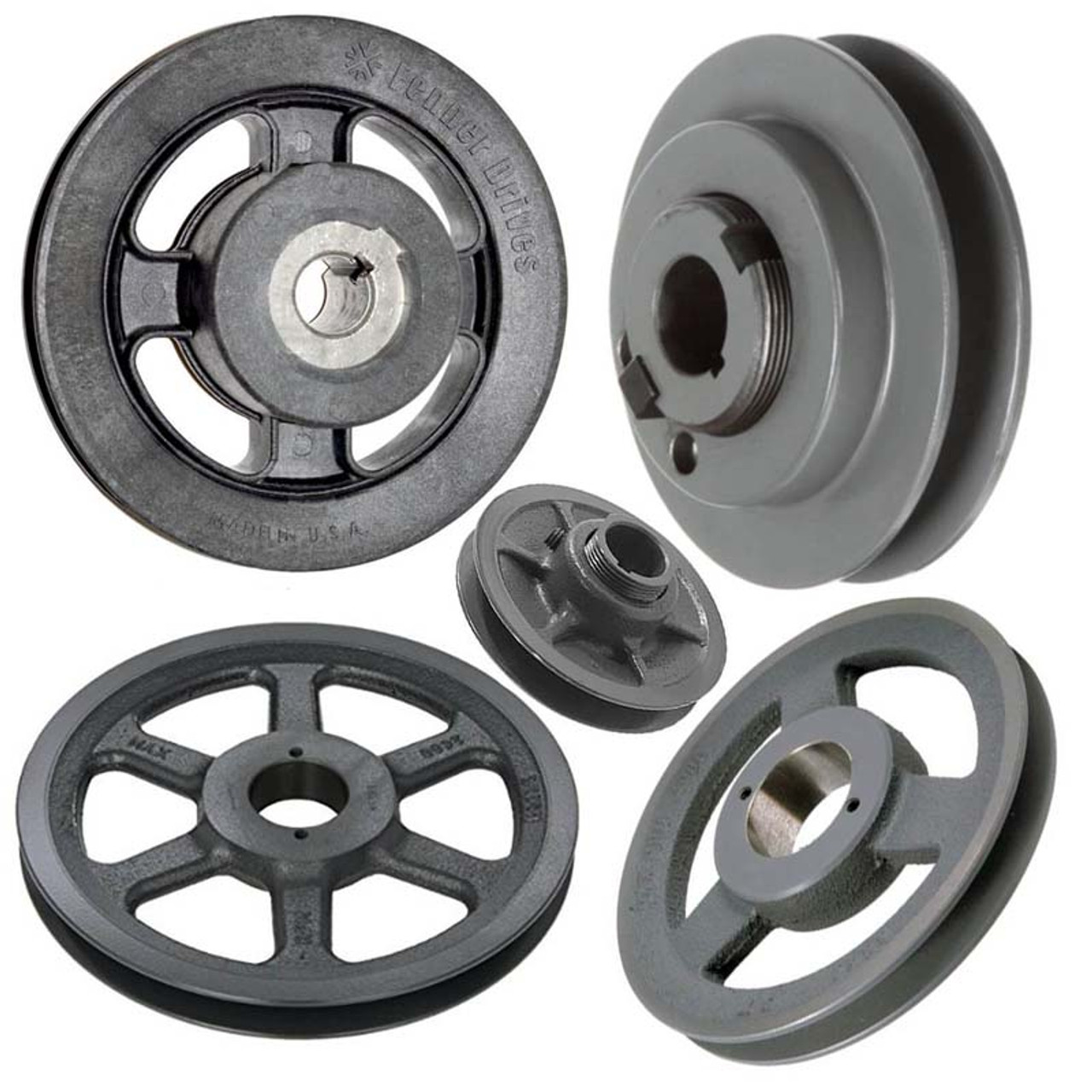 Lovejoy 68514443304 1902 Pulley Cast Iron 5//8 Bore 2.5 OAL 8.25 OD 5//8 Bore 2.5 OAL 8.25 OD LOV   1902 5//8 PULLEY