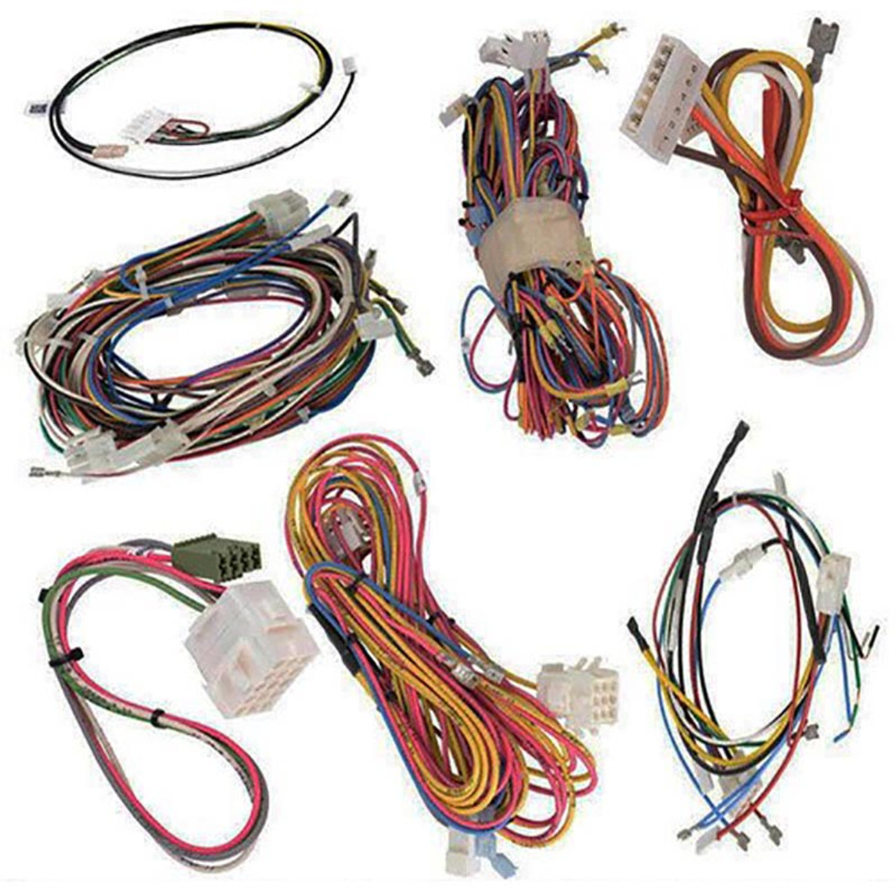 23m25 wiring harness 6 Pin Wire Connector