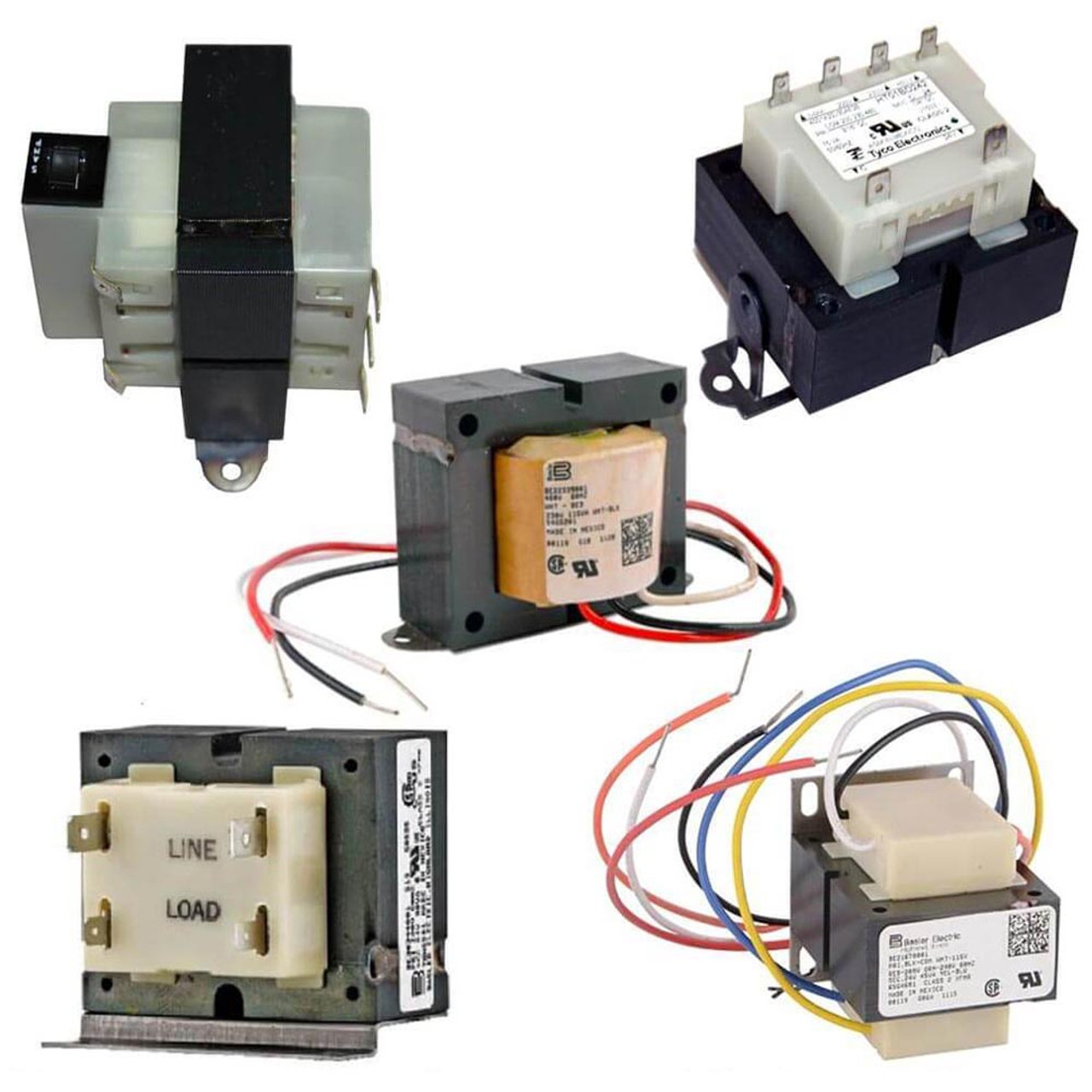 208 24 Volt Transformer Wiring how to wire a transformer ... Packard Contactor C B Wiring Diagram on