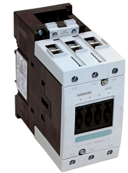 HN680101 - Contactor 3 Pole 24 Volt